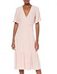 New Look Tier Midi Vestido para Mujer