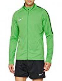 Nike Men's Dry Academy 18 - Chaqueta de futbol para hombre, Verde (Green Spark/Pine Green/White) talla del fabricante: S