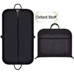 MEIZI - Bolsa para Ropa de Tela Oxford, Bolsa para Trajes, Bolsa de Viaje, Funda Protectora para Ropa, Tejido Oxford, 100x60cm/1pack