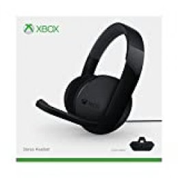 Microsoft - Wired Stereo Headset - Nueva Reedición (Xbox One)