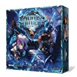 Edge Entertainment- Rail Raiders Infinite (EENDRR01)