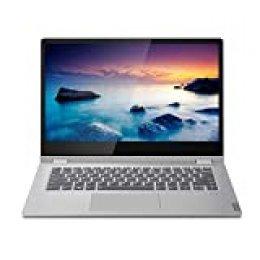 "Lenovo ideapad C340-14IMLI7 - Ordenador portátil convertíble 14"" FullHD (Intel Core  i7-10510U, 8GB RAM, 512GB de SSD, Intel UHD Graphics, Windows10) Gris - Teclado QWERTY español"