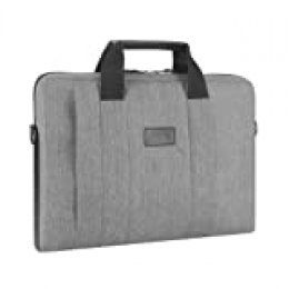"Targus TSS59404EU City Smart - Funda con Asas para portátiles de hasta 16"", Color Gris"