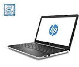 """HP 15-da1013ns - Ordenador portátil de 15.6"""" HD (Intel Core i5-8265U, 8GB RAM, 256GB SSD, Intel Graphics, Windows 10) Color Plata - Teclado QWERTY Español"""