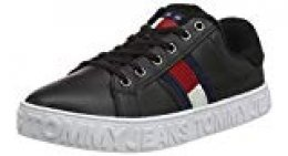 Tommy Hilfiger Cool Warm Lined Sneaker, Zapatillas para Mujer