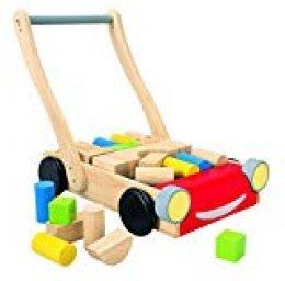 Plan Toys-5123 Baby Walker (PlanToys 5123)