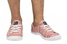 Cressi Sevilla Shoes Calzado Deportivo de Verano, Adultos Unisex, Rojo/Blanco, 37