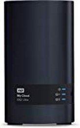 WD 4TB My Cloud EX2 Ultra Almacenamiento en Red
