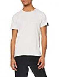 REPLAY M3590 .000.2660 Camiseta, Gris (Stone Grey. 396), XXX-Large para Hombre