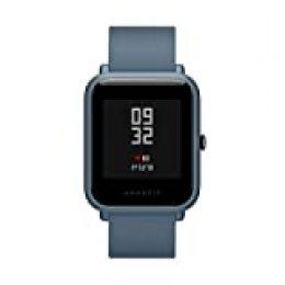 Amazfit - Reloj Inteligente Smartwatch Amazfit Bip Lite Azul