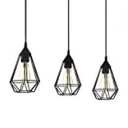 Eglo94189 Tarbes -Lámpara de techo colgante
