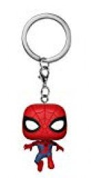 Funko Pop Keychain Marvel: Spider-Man Animated, Multicolor (34446)