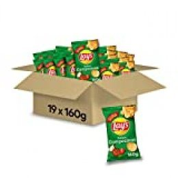 Lay's Campesinas 160 g - Pack de 19 (18410199038811)