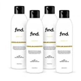 FIND - Leche limpiadora y nutritiva - Para todo tipo de pieles (4x200ml)