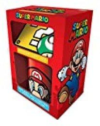 Super Mario - Caja Regalo Mario