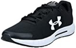 Under Armour UA Micro G Pursuit BP, Zapatillas de Running para Hombre, Negro (Black 001), 45.5 EU