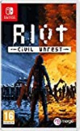 Riot: Civil Unrest - Nintendo Switch [Importación inglesa]