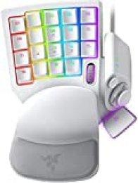 Razer Tartarus Pro Teclado Con Switches Ópticos Analógicos (Mercury)