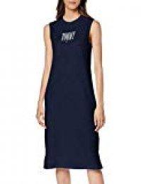 Tommy Jeans Mujer Embroidery Tank Dress vestido