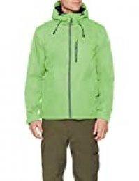 ICEPEAK Shania - Chaqueta para Hombre, Verde (540), Talla del fabricante: 50 DE