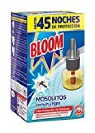 Bloom Recambio Repelente Eléctrico Líquido Contra Mosquitos Común y Tigre, Estándar (2157162)