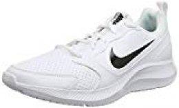 Nike Todos, Zapatillas de Entrenamiento para Hombre, Blanco (White/Black 100), 44 EU