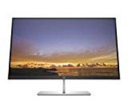 """HP Pavilion 32 QHD - Monitor de 31.5"""" QHD (2560 x 1440, 300 cd/m², USB-C, HDMI, DisplayPort) color negro"""