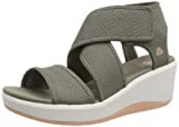 Clarks Step Cali Palm, Zapatillas para Mujer