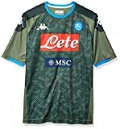 SSC Napoli Réplica de camiseta de segunda equipación temporada 2019/2020