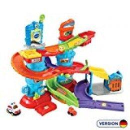 VTech Tut Tut Baby Flitzer 80-512904 Pista para vehículos de Juguete De plástico - Pistas para vehículos de Juguete, plástico, Multicolor, 1 año(s), Niño/niña, 5 año(s)