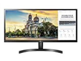 "LG 29WL50S-B - Monitor de 73,66 cm (29""), 21:9 UltraWide(TM) Full HD IPS (AMD Radeon FreeSync, HDR 10, Modo AN, Maxxaudio, función multitarea), Color Negro"