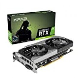 KFA2 nVidia GeForce 26NRL7HPX7OK - Tarjeta gráfica (Memoria GDDR5 de 256 bits, PCIe), Color Negro