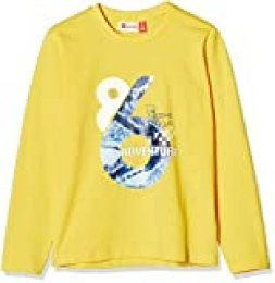 LEGO Boy Lwtiger B Camiseta de Manga Larga para Niños