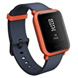 "Xiaomi UYG4022RT Reloj Inteligente Rojo LED 3,25 cm (1.28"") Móvil - Relojes Inteligentes (3,25 cm (1.28""), LED, Pantalla táctil, Móvil, 32 g, Rojo)"