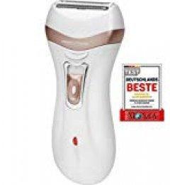 ProfiCare LBS 3002 - Set de belleza con afeitadora corporal, depiladora, eliminador durezas y callos, blanco