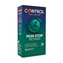 Control Preservativos Non Stop Retard 12 Uds 12 Unidades 50 g