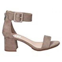 XTI 35196.0, Zapatos con Tira de Tobillo para Mujer