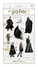 HARRY POTTER- Iman Real Characters Magnets Set Official Merchandising (DIRAC 1)