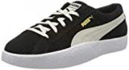 PUMA Love Suede WN'S, Zapatillas para Mujer, Negro Black, 37 EU