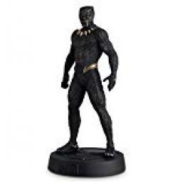 Marvel Movie Figura DE Resina Collection Nº 72 Killmonger (Black Panther)