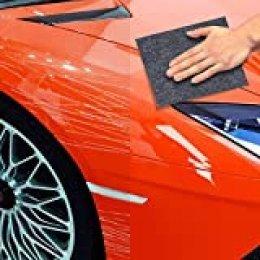 Bamoer Reparador de arañazos para Coche, para reparación de arañazos, Cuidado de la Pintura, Pulido y reparación de arañazos de Pintura para Reparar arañazos en el Coche