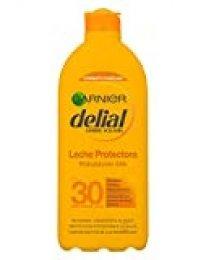 Garnier Delial Leche Protectora Ultra-Hidratante FPS30 - Total: 400 ml
