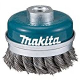 Makita D-29290 - Grata recta ondulada de acero trenzado 100mm