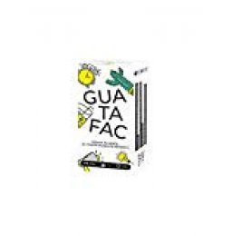 GUATAFAC  - Juego de Mesa - Juego de Cartas para Fiestas y Risas  - Edición Español