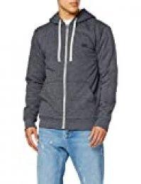 BILLABONG All Day Sherpa Zip Sudadera, Azul (Navy 21), One Size (Tamaño del Fabricante: XS) para Hombre