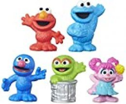 Playskool Sesame Street Collector Pack 5 Figures by Sesame Street
