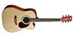 Guitarra acústica eléctrico mr500e op