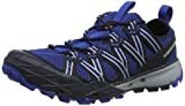 Merrell Choprock, Zapatillas Impermeables para Hombre, Azul (Navy), 44.5 EU