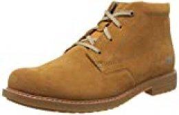 Cat Footwear Aiden, Botas Clasicas para Hombre, Naranja (Pumpkin Spice Ginger), 40 EU