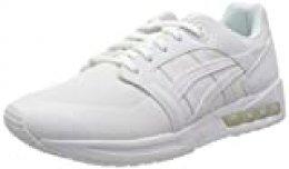 Asics GELSAGA SOU, Running Shoe Mens, White/White, 43.5 EU